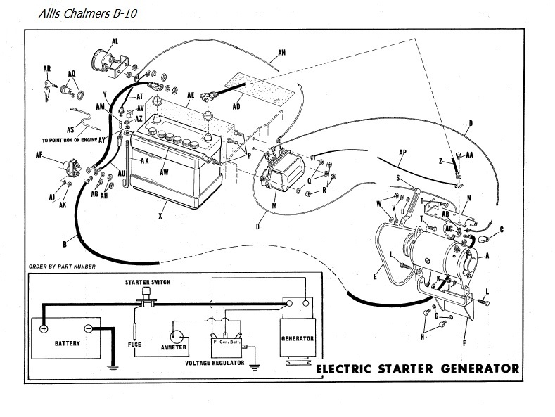 Viewtopic likewise 7lyge Starting Issue John Deere Gator Help also Allis Chalmers B Wiring Harness together with 4045TF290 A likewise Pin Bushings Tower Boom Dipper 580b E. on john deere b tractor wiring diagram