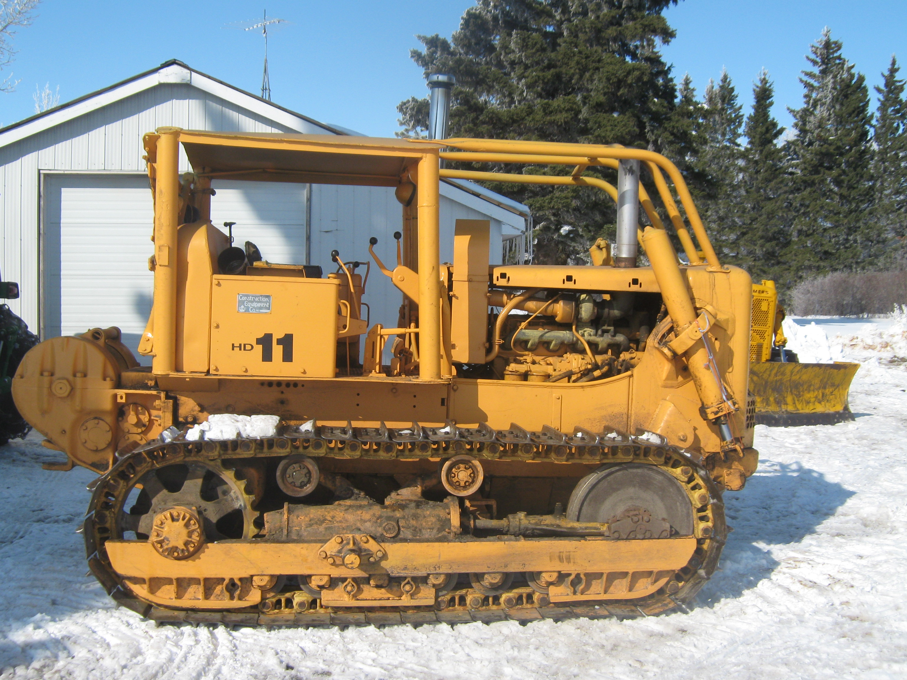 allis chalmers hd 16 pictures to pin on pinterest