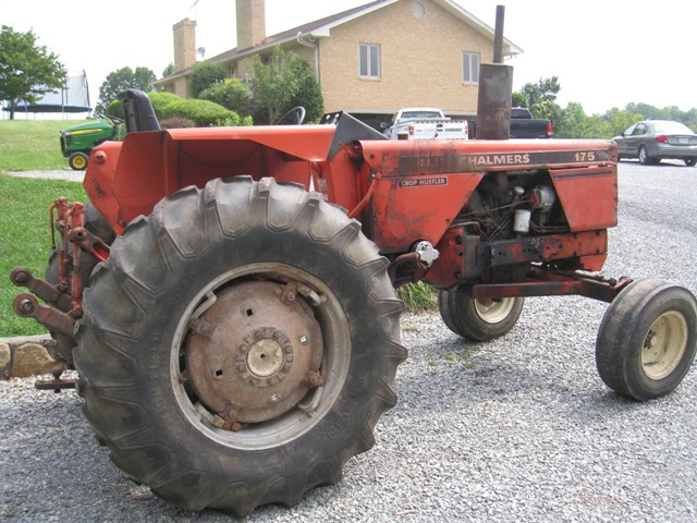 Allis Chalmers 175 : Allis chamlers pictures to pin on pinterest daddy
