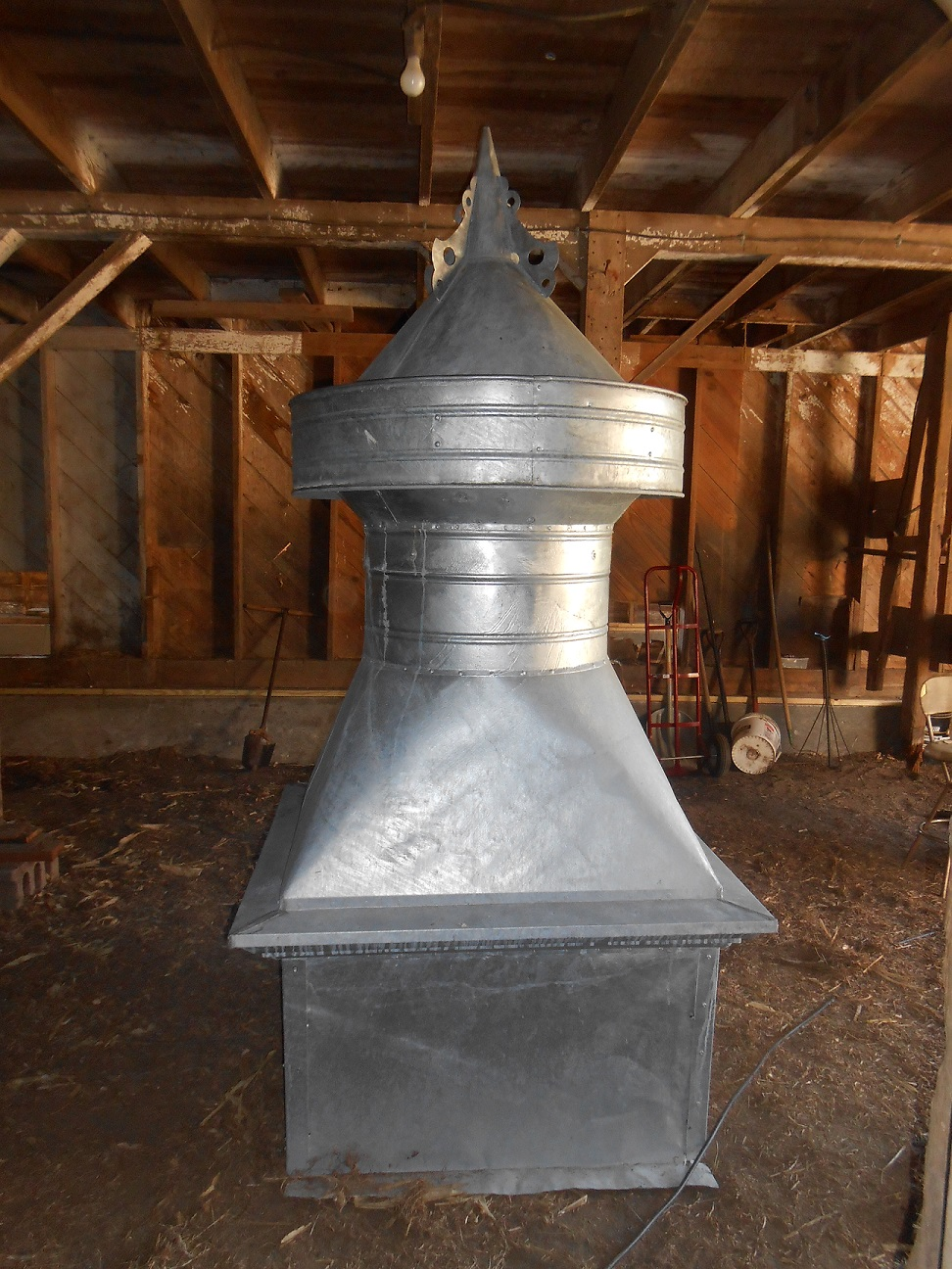 Barn cupola for sale allischalmers forum for Shed cupola